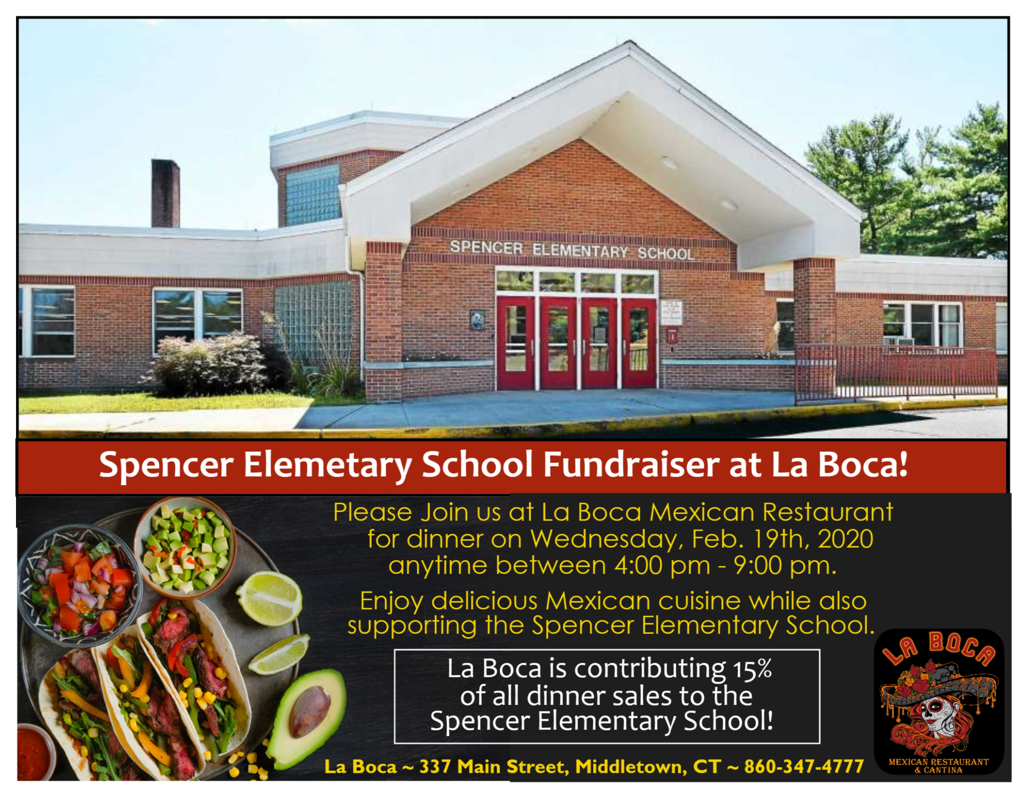 LA BOCA Spencer School Fundraiser Pic FEB-2020 (1)